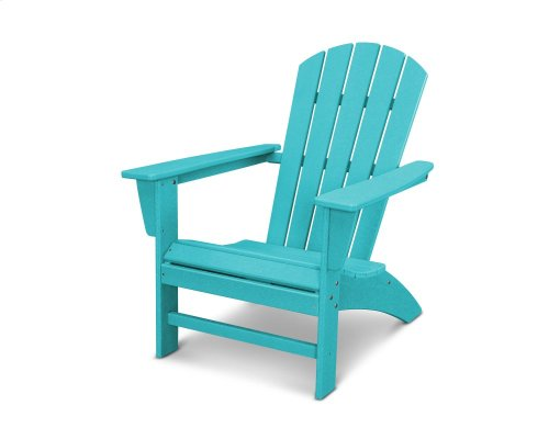 Vintage Aruba Nautical Adirondack Chair in Vintage Finish