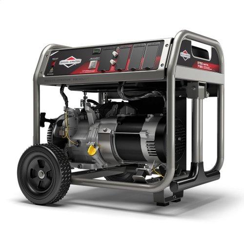5750 Watt Portable Generator - Power your household essentials