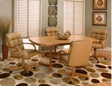 Atwood Rustic/buff Bl 5pc Set