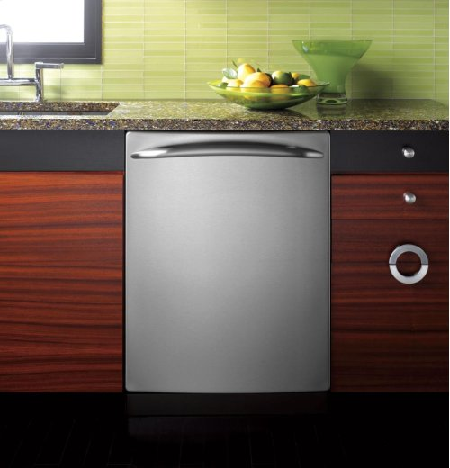 GE Profile Dishwasher with SmartDispense Technology