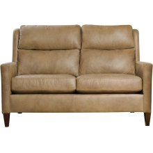 56 Loveseat, Upholstery Woodlands Narrow Track Arm Sofa