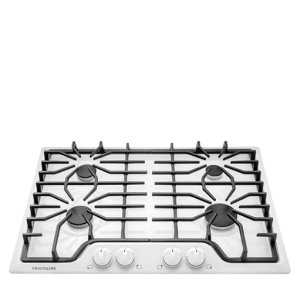 30'' Gas Cooktop - WHITE