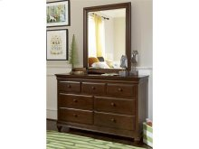 Drawer Dresser - Classic Cherry