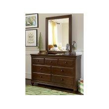 Drawer Dresser - Classic Cherry