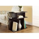 """ACCENT TABLE - 24""""H / CAPPUCCINO Product Image"""