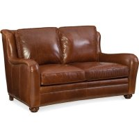 Bradington Young Majesty Stationary Loveseat 8-Way Tie 511-75 Product Image