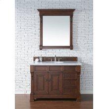 "Brookfield 48"" Single Bathroom Vanity"