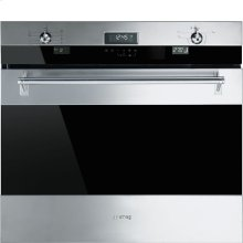 "76CM (30"") ""Classic"" Electric Multifunction Oven Stainless Steel"