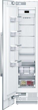 """Benchmark®, 18"""" Built-In Single Door Freezer with Home Connect, , Custom Panel"""