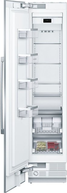 "Benchmark®, 18"" Built-In Single Door Freezer with Home Connect, B18IF900SP, Custom Panel"