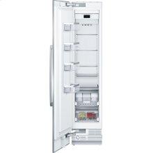 "Benchmark®, 18"" Built-In Single Door Freezer with Home Connect, B18IF900SP, Custom Panel"