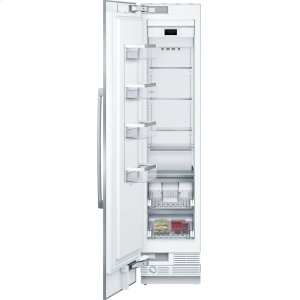 "BoschBENCHMARK SERIESBenchmark®, 18"" Built-In Single Door Freezer with Home Connect, B18IF900SP, Custom Panel"