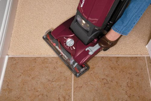 WindTunnel T-Series Max Bagged Upright Vacuum