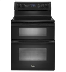 6.7 Total cu. ft. Double Oven Electric Range with AccuBake® system