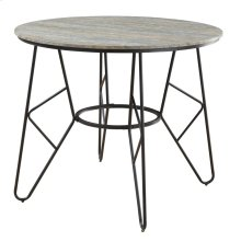 "Emerald Home Emmett 42"" Round Gather Table-d248-13"