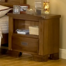Single Drawer Night Stand