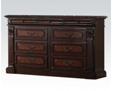 Dresser W/wood Top @n
