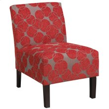 Lanai Accent Chair in Red