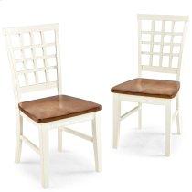 Arlington Lattice Back Side Chair Product Image