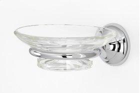 Royale Soap Holder A6630 - Polished Chrome