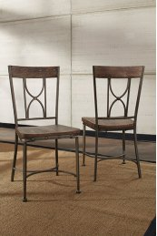 Paddock Dining Chairs - Set of 2