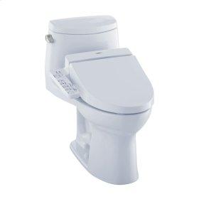 UltraMax II WASHLET®+ C100 One-Piece Toilet - 1.28 GPF - Cotton