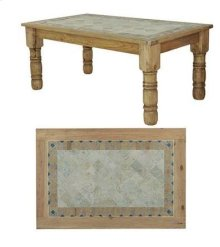 5' Table W/Rope,Stone&Star Medio