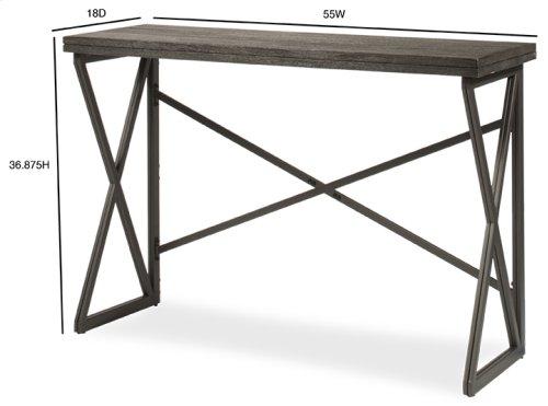 East Glenn Flip Top Counter Height Table