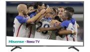 "50"" class R7 series - Hisense 2018 Model Roku TV 50"" class R7E (49.6"" diag.) 4K UHD Roku TV with HDR Product Image"
