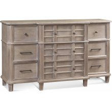 Chesapeake Nine Drawer Dresser