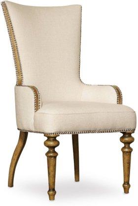 Auberose Upholstered Host Chair