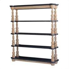 Lewis Contoured Shelf Divider