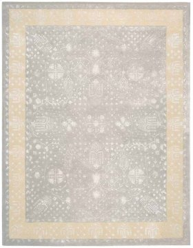 Symphony Sym09 Blmst Rectangle Rug 7'6'' X 9'6''