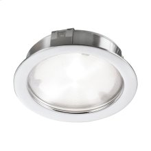 24v Dc,4w White LED Cob Puck Light