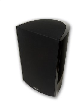 Each Compact high definition satellite speaker White or Black