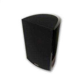 Each Compact high definition satellite speaker White or Black