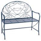 Blue Crab Bench Product Image
