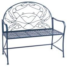 Blue Crab Bench