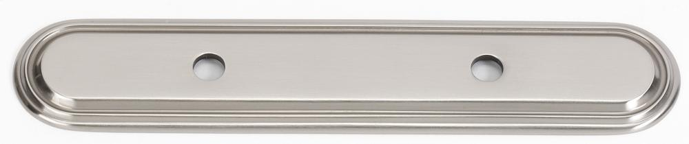 Venetian Backplate A1507-3 - Satin Nickel