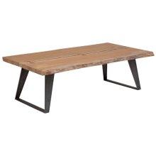 Carmel Live Edge Coffee Table, HC4644A01