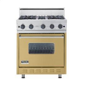 "Golden Mist 30"" Open Burner Range - VGIC (30"" wide, four burners)"