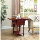 2 Drw Drop Leaf Table Product Image