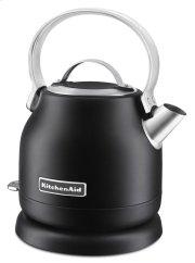 1.25 L Electric Kettle - Black Matte Product Image