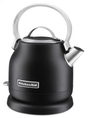 1.25 L Electric Kettle - Black Matte Product Image