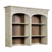 Cornsilk Hastings Open Hutch/Buffet Product Image