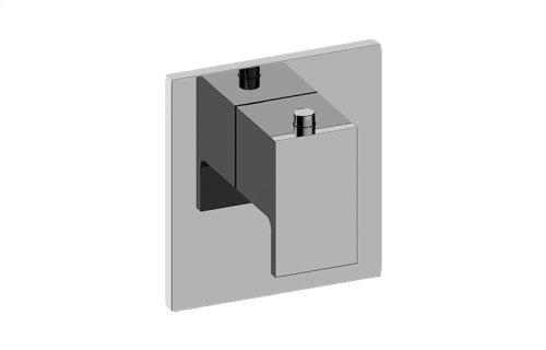 Solar M-Series Thermostatic Valve Trim with Handle