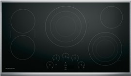 """Monogram 36"""" Electric Cooktop with Touch Control"""