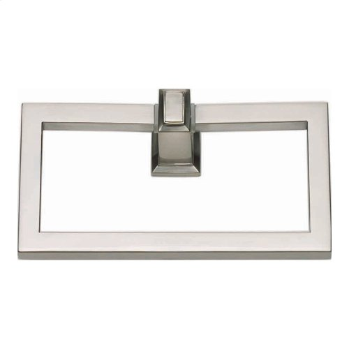 Sutton Place Bath Towel Ring - Brushed Nickel