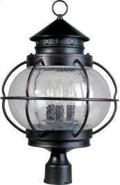Portsmouth 3-Light Outdoor Pole/Post Lantern