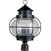 Portsmouth 3-Light Outdoor Pole/Post Lantern